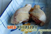 рецепт голеней куриных в духовке