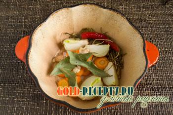 Закуска из кабачка рецепт с фото