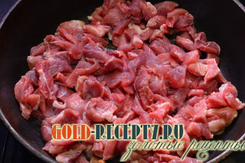 Фото рецепт тушенрго мяса с овощами