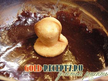 Печенье в форме на газу рецепт белочки