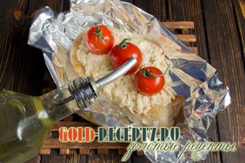 стейки из кеты запеченные в духовке рецепт с фото