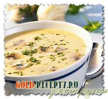 Суп пюре из