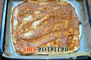 выпечка пицца пошаговая инструкция - фото 3