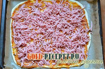 выпечка пицца пошаговая инструкция - фото 2