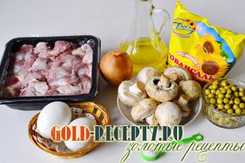 Приготовить молодой картофель в мультиварке с курицей