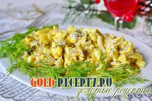 Рецепты на новый год 2016