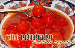 рецепты помидоров в <em>простые</em> собственном соку