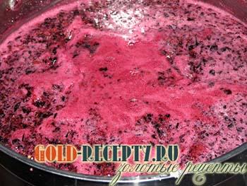 варенье из смородины рецепт