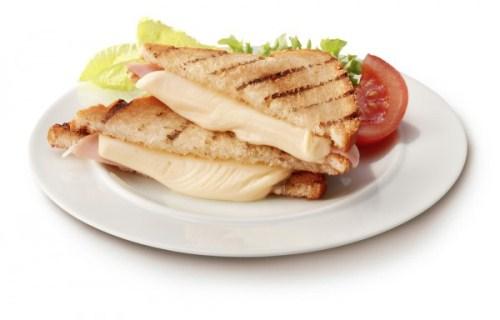 рецепт простого бутерброда на плите