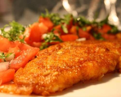 классический рецепт приготовления рыбы под маринадом