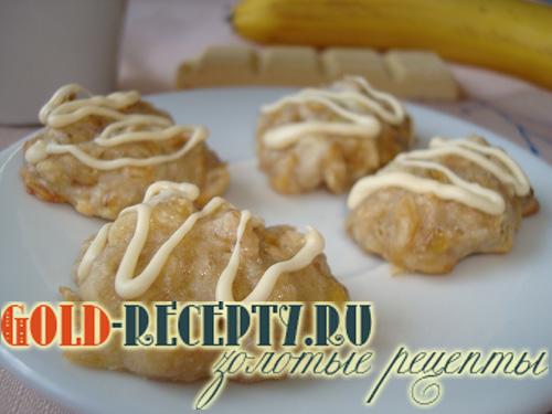 овсяное печенье рецепт