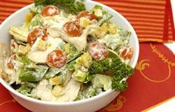 Салат классический простой рецепт