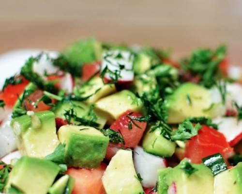 рецепт очень вкусного салата из морепродуктов