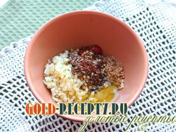 Буженина из корейки – кулинарный рецепт