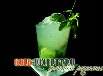 Арбузный мохито, пошаговый рецепт с фото