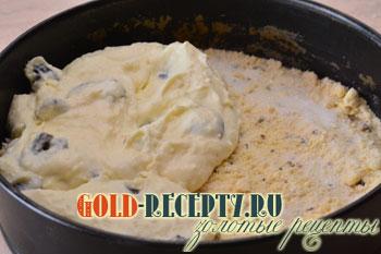"""Творожный пирог """"Торфяной"""" – кулинарный рецепт"""