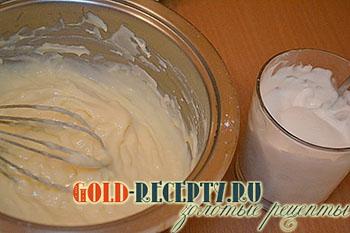 Восточный торт Наполеон, пошаговый рецепт с фото