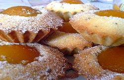 Маффины с абрикосами рецепт с фото
