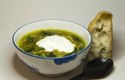 Суп с крапивой рецепт приготовления
