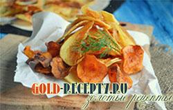 Чипсы в домашних условиях, как приготовить картофельные чипсы дома