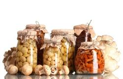 Грибы на зиму, рецепты, маринованные грибы на зиму, соленые грибы на зиму