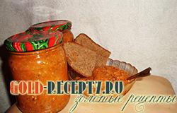Кабачковая икра с майонезом рецепт на зиму с фото