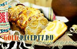Хлеб в хлебопечке, рецепт полосатого хлеба