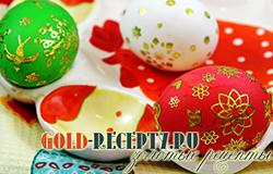 Крашеные яйца для Пасхи, как покрасить яйца пищевыми красителями