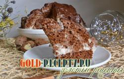 Торт Кучерявый пинчер рецепт с фото