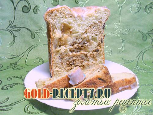 Пасхальный кулич в хлебопечке рецепты с пошаговыми фото