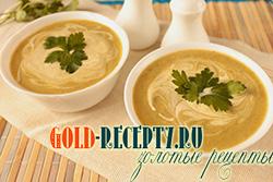 Куриный суп-пюре со шпинатом рецепт с фото пошагово