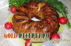 Мясной рулет, рецепт вкусного мясного рулета на праздник