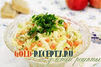 Салат из пекинской капусты: рецепты с фото простые и вкусные