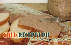 Печеночный паштет, как приготовить паштете из куриной печени
