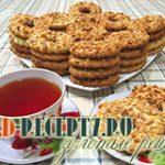 Песочные кольца, рецепт вкусное домашнего печенья