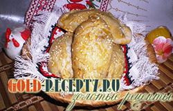 Пирожки с грибами рецепт в духовке