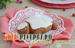 """Рецепт домашнего карамельного печенья """"Барашек"""""""