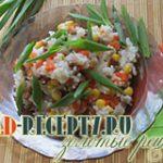 Рис в мультиварке с кукурузой, необычный гарнир из риса в мультиварке