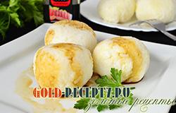 Рисовые шарики вкусный гарнир из риса