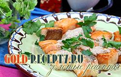 Сациви рецепт из рыбы по-грузински