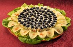 Салат «Подсолнух»: рецепт салата с чипсами