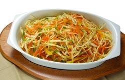 Салат «Витаминный»: диетический салат