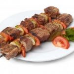 Шашлык из свинины —  маринад (самый вкусный), чтобы мясо было мягким