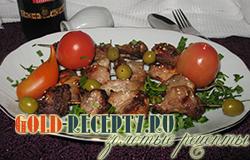 Шашлык из свинины в аэрогриле рецепт с фото
