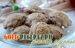 Шоколадное печенье рецепт с фото