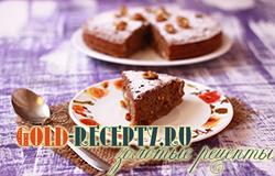 Шоколадный пирог в духовке простой рецепт с фото