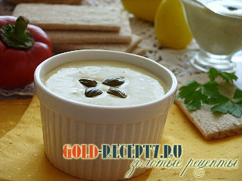 Соус Тар-тар рецепт приготовления
