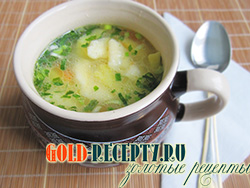 Суп с клецками рецепт фото, рецепт клецок