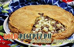 Татарский бэлиш рецепт приготовления