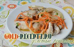 Толстолобик маринованный вкусный рецепт с фото